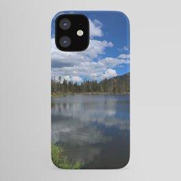 Sprague Lake Reflection iPhone Case