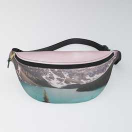 Moraine Lake Banff National Park Fanny Pack