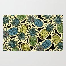 Pineapple Pandemonium - Retro Tones Rug
