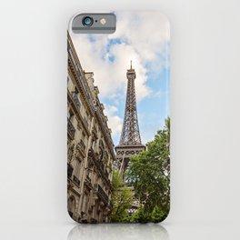 Hello, Paris iPhone Case