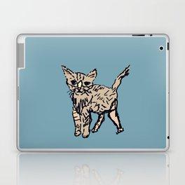 Animal Series: Kitty Curious Laptop & iPad Skin
