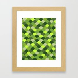 Lima . Lime Framed Art Print