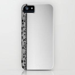 Salton Sea - Hay Stacks iPhone Case