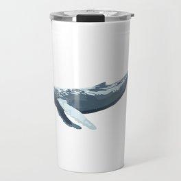 Galactic Whale Travel Mug