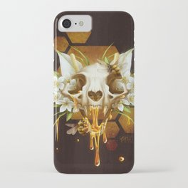 Milk and Honey iPhone Case