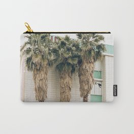 three palm trees / las vegas, nevada Carry-All Pouch