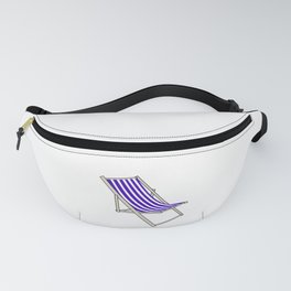 Iconic Beach Chair Fanny Pack