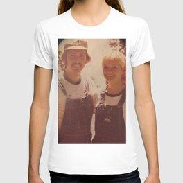 Mom and dad honeymoon T-shirt