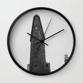 New York City 93 Wall Clock