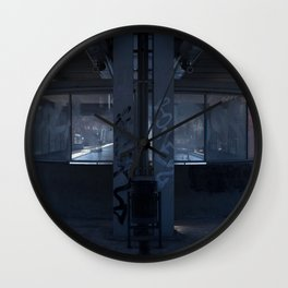 Station to station Wall Clock