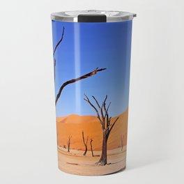 Dead Vlei XI, Namibia Travel Mug