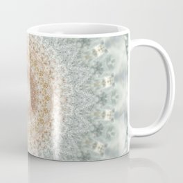 Mandala Snow Queen Coffee Mug