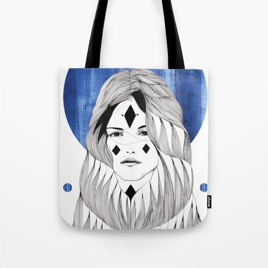 Winter Hymn Tote Bag