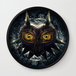 Epic Pure Evil of Majora's Mask Wall Clock
