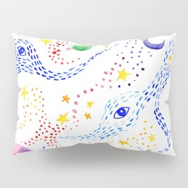 Cosmos Pillow Sham