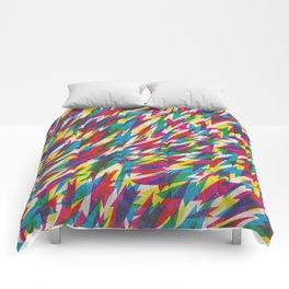 Boom Boom Zoom Comforters