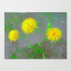 FlowerPower Fantasy 4 Canvas Print
