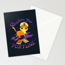 Reading Your Fortune Stationery Cards