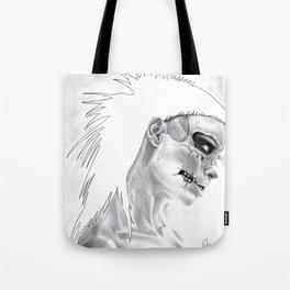 Yolandi Zombie Girl  Tote Bag