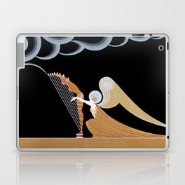 "Art Deco Design ""The Angel"" Laptop & iPad Skin"