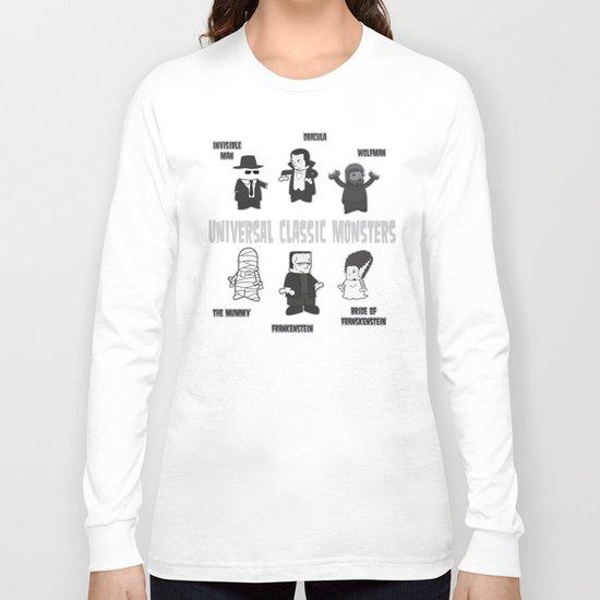 UNIVERSAL CLASSIC MOSNTERS Long Sleeve T-shirt