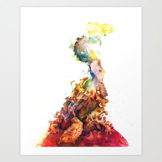 System #13: Mandioas Art Print
