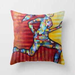 Phylanthrope' Throw Pillow
