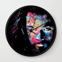 thorin Wall Clocks featuring Thorin by lauramaahs