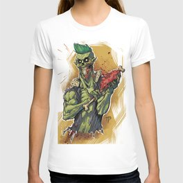 Yummy Zombie T-shirt