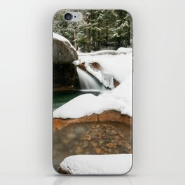 Lonesome Lake Trail iPhone Skin