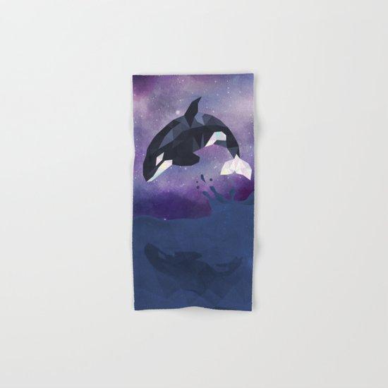 Orca Hand & Bath Towel