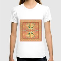 ashton irwin T-shirts featuring Syphilis Tapestry by Alhan Irwin by Microbioart