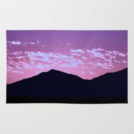 SW Mountain Sunrise - I Rug