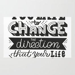 Change Rug