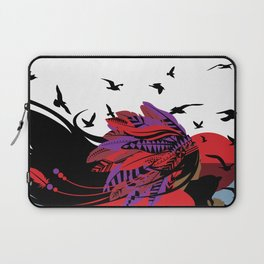 Sedna and the Fulmar Laptop Sleeve
