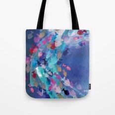 Lucid Lagoon  Tote Bag