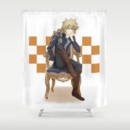 Prince Katsuki Shower Curtain