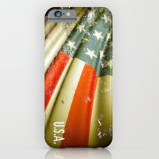 Flag of USA Slim Case iPhone 6s