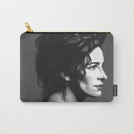 Julia Roberts Portrait Carry-All Pouch