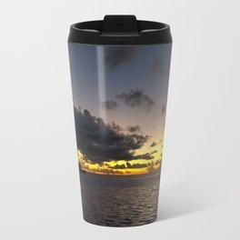 Maldivian Sunset 2 Travel Mug