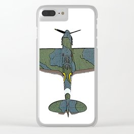 Flight 5 Clear iPhone Case