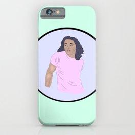 Anthony Ramos iPhone Case