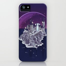 Hogwarts series (year 7: the Deathly Hallows) iPhone Case