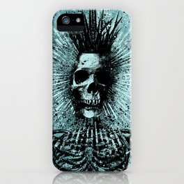 Death King iPhone Case