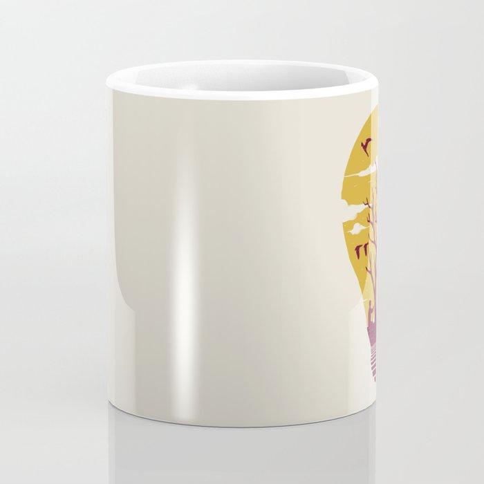 Unwind Coffee Mug