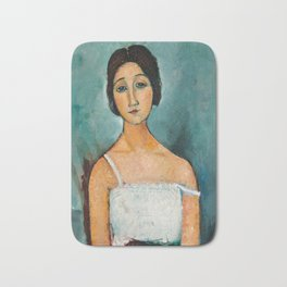 Amedeo Modigliani - Christina Bath Mat