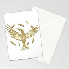 Mocking jay 2 Stationery Cards
