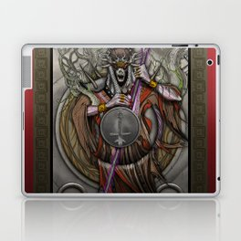 In the Halls of the Mage-King Laptop & iPad Skin