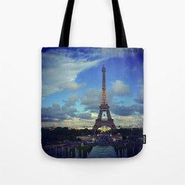 Paris Je T'Aime Tote Bag