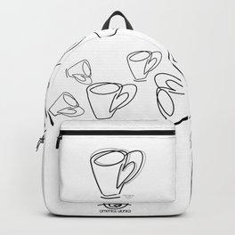Cuppa Candor [Ivory] Backpack